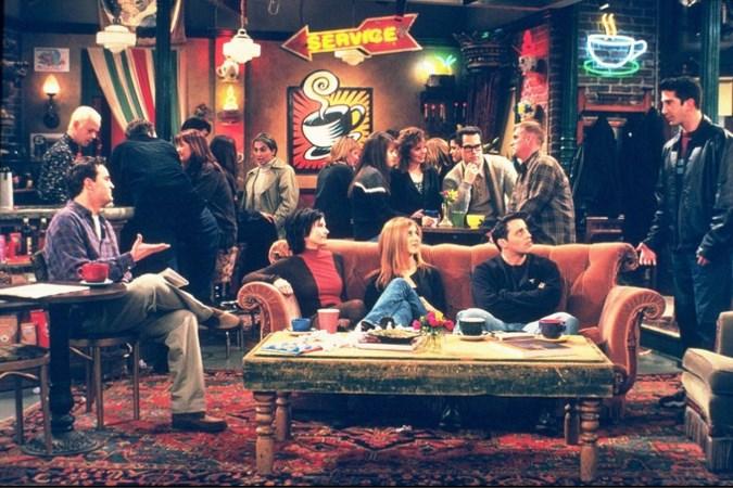 25 jaar Friends: 'Het is de Ben & Jerry's onder de tv-series'