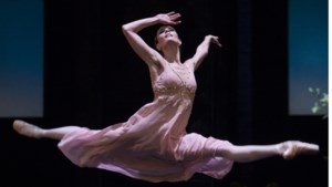 Cultuurminister Van Engelshoven reikt Gouden Zwaan uit in Maastricht tijdens Dansdagen