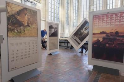Expositie DSM-kalenders: Het cadeau dat iedereen wilde hebben