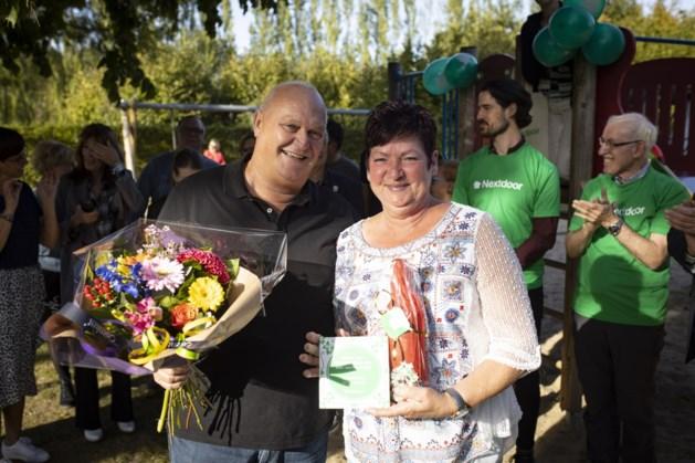 Arthur en Roos Raes winnen Gouden Buur Award Limburg