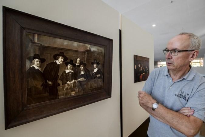 Maastricht heeft zijn eigen Rembrandt en die is dit weekend te zien
