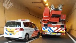 Tunnelbuis Maastricht uren dicht voor reparatie na ongeluk