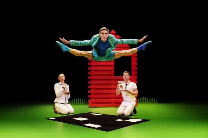 Het Laagland uit Sittard en Sally Maastricht mixen theater en dans op het podium