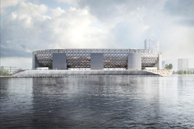 Kuip als grote inspiratie voor nieuw Feyenoordstadion