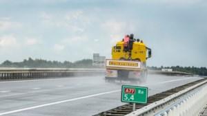 Reparatie aan A77 begint in november, maar afrit Gennep gaat alvast open