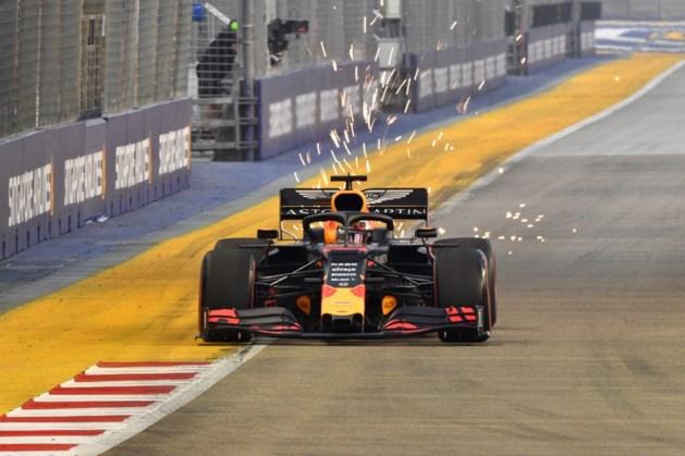 GP Singapore: Verstappen start vanaf vierde plek, Leclerc op pole