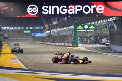 Derde plek maximaal haalbare voor Verstappen in Singapore