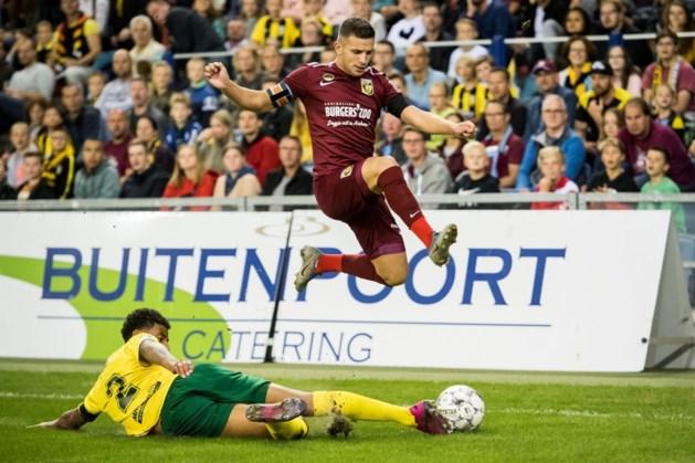 Fortuna verdient een punt, maar stuit op Bryan Linssen