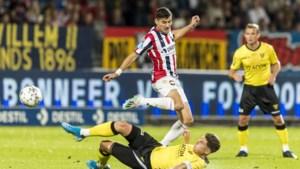 VVV zakt bij Willem II door ondergrens