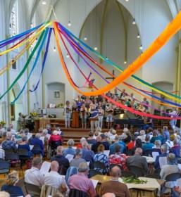 Jubileum Jonge Kerk Roermond: 'het jonge is er wel vanaf'