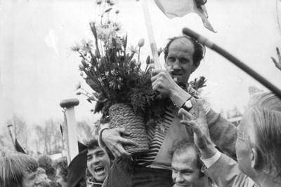 In memoriam: Hens 'D'r Pap' Fischer, één brok onverzettelijkheid