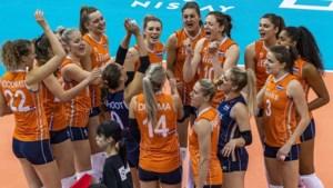Nederlandse volleybalsters winnen eenvoudig van Kameroen