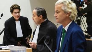 Laatste deel pleidooi zaak-Wilders begonnen