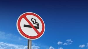Aantal rookvrije sportclubs verdubbeld