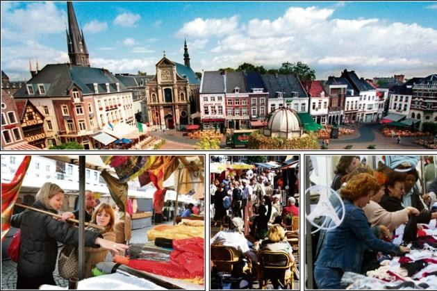 Donderdagmarkt in Sittard verplaatst vanwege live-uitzending Omroep Max