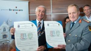 NAVO hoofdkwartier en gemeente Brunssum versterken banden