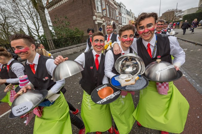 Zes partijen willen jaarlijks bedrag voor uitzending van drie Heerlense carnavalsoptochten