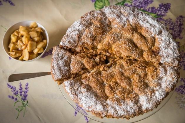 Maak zelf deze heerlijke linzen-appelvlaai van oma Annie