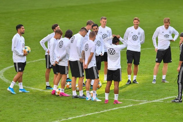 Duitsland toch niet gedegradeerd naar B-divisie in Nations League