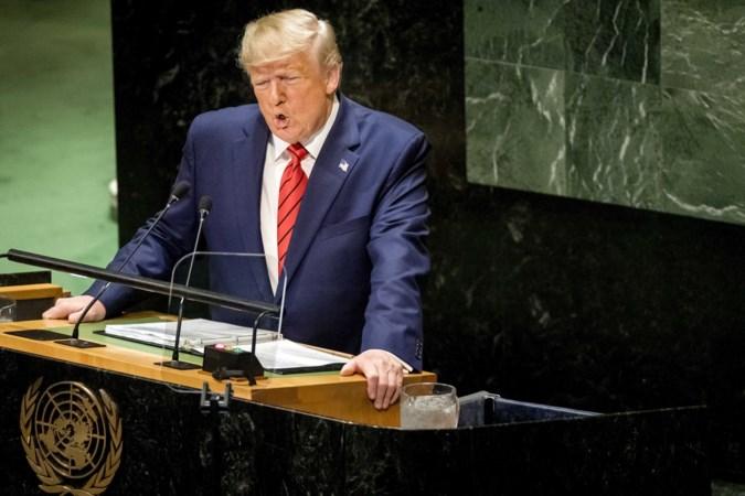 Poging begonnen tot afzetten van president Trump