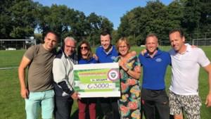 Stichting Wigwam ontvangt 3000 euro van Zwart-Wit'19 Eys