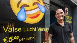 Venrayse lachgaswinkel gaat na twee maanden alweer dicht