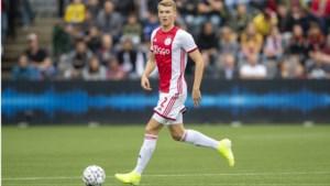 Perr Schuurs: 'Ik kijk nog elke wedstrijd van Fortuna op tv'