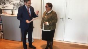 Burgemeester Marion Leurs-Mordang voor tweede termijn beëdigd