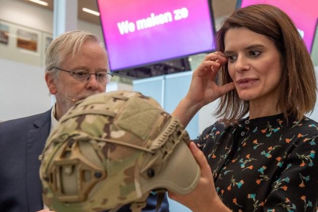 Defensie gaat samenwerken met Brightlands in Limburg