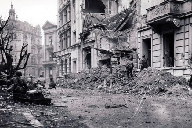 September '44: de slag om Aken begint