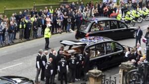 FOTO'S: Afscheid van Fernando Ricksen in Glasgow