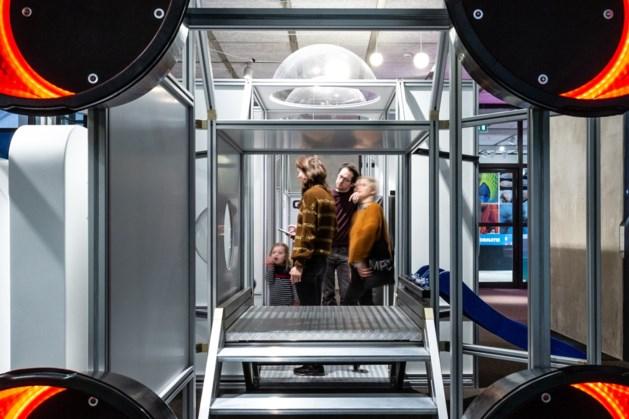 'Reizen in de Ruimte' ervaren in Continium discovery center Kerkrade