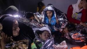 Baby en peuter komen om na zinken migrantenboot