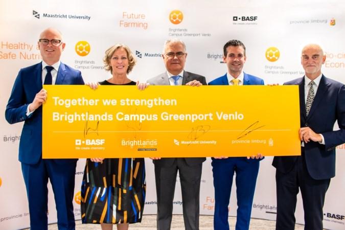 BASF derde aandeelhouder in Greenport Campus