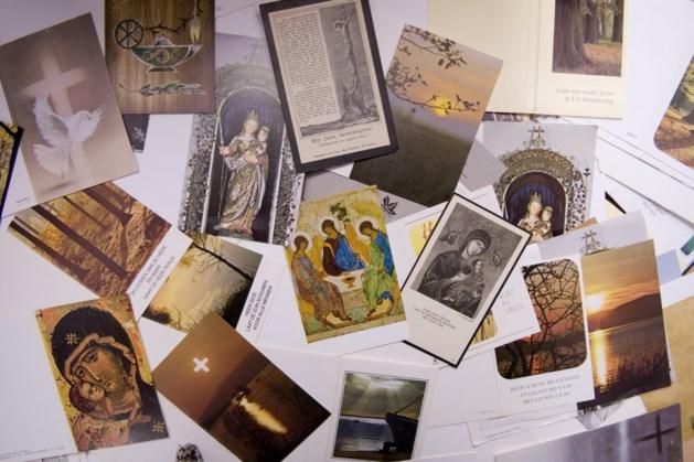 Boekhandelgesprek over engelen en prentjes in Heerlen