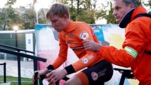Jury zet met diskwalificatie streep door wereldtitel van Nils Eekhoff
