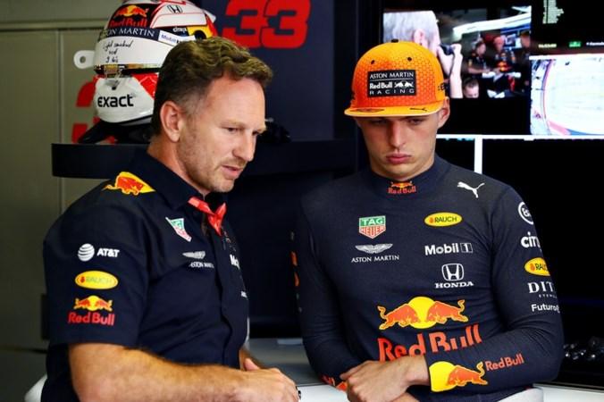 Red Bull-teambaas: 'Met een coureur als Max, dan moet je zeker durven geloven in een wereldtitel'