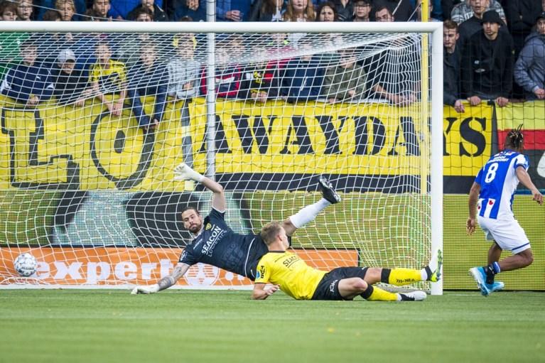 Foutenfestival in openingsfase nekt VVV tegen Heerenveen