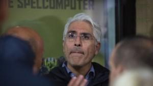 'Vertrekregeling De la Vega doorkruist door actie fans'