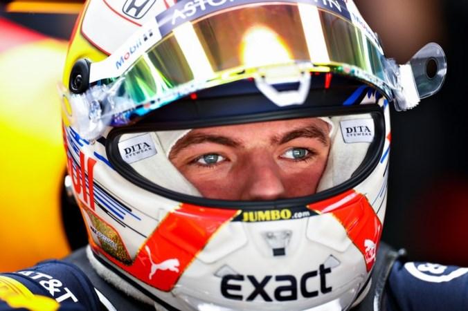 Max Verstappen: 'Auto veilig thuisbrengen en punten scoren'