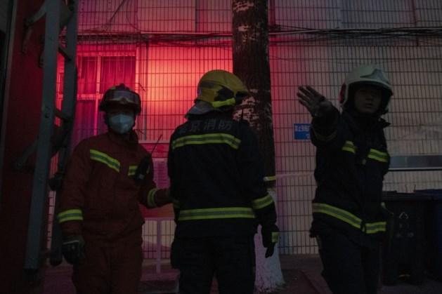 Brand in fabriek China eist 19 levens