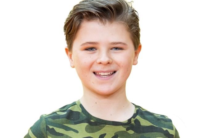 Matheu (13) verheugt zich op Europees Junior Songfestival: 'Nog nooit zo blij geweest!'