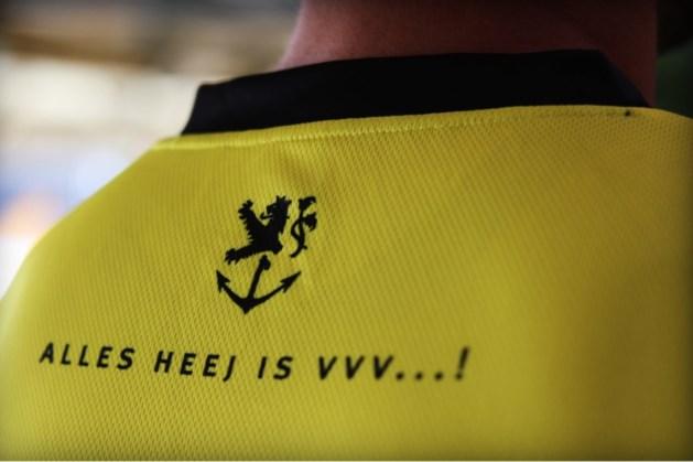 Jong VVV onderuit in Breda