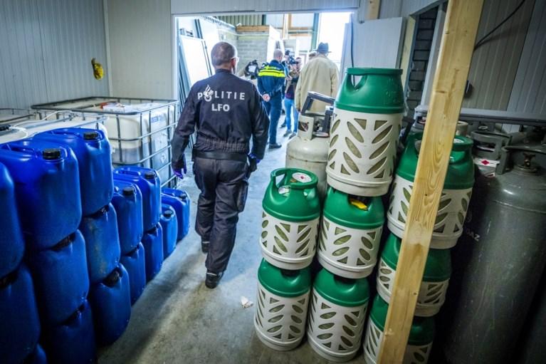 Op één na grootste drugslab van Nederland opgerold in Kerkrade