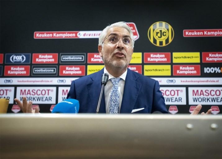 Garcia de la Vega: ik blijf bij Roda JC