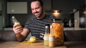 De thuisbrouwer: 'Voor sinterklaas maak ik een mandarijn-speculaas-likeurtje'