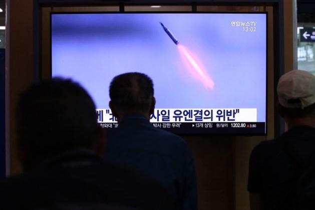 Noord-Korea doet rakettest, mogelijk vanaf onderzeeër