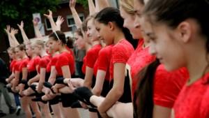 Shows van gymnastiekvereniging Balans Kerkrade
