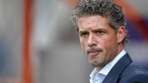 Roda-trainer De Jong: 'Ik zal de groep hier doorheen loodsen'