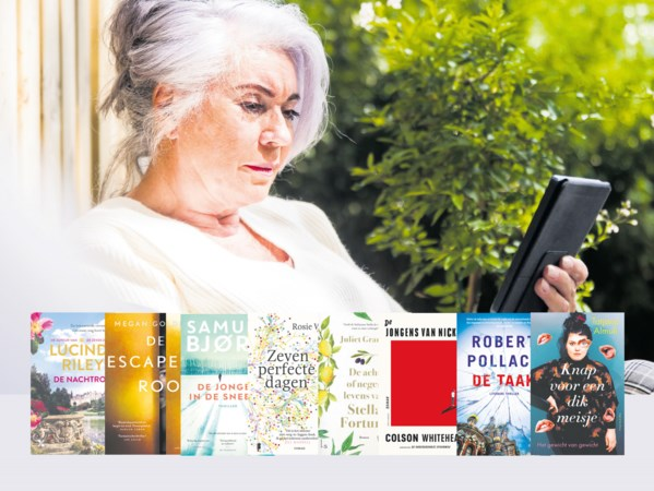 De Limburger geeft je 8 ebooks en audiobooks cadeau